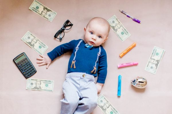 5 Ways To Save On Baby Costs | Baby Chick