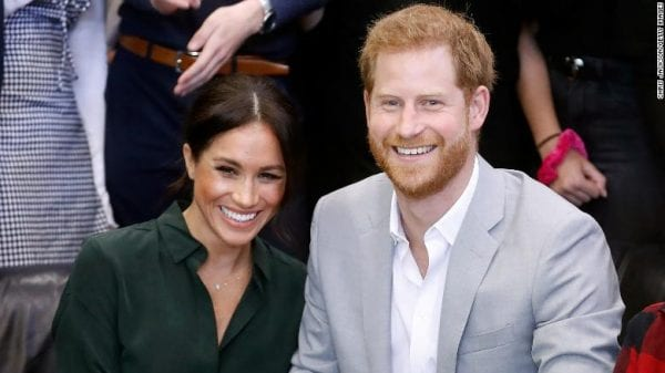 Meghan Markle and Prince Harry are Pregnant!   Baby Chick