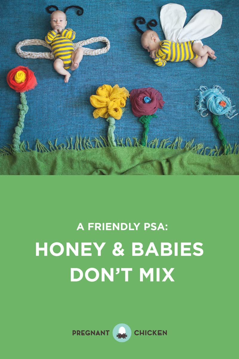 Honey is not safe for babies under one. Four cases of infantile botulism have been reported in Texas, prompting the FDA to put out an important reminder: honey and babies don't mix.
