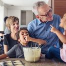 The Benefits of the Grandparent-Grandchild Relationship